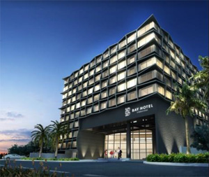 bay hotel success story