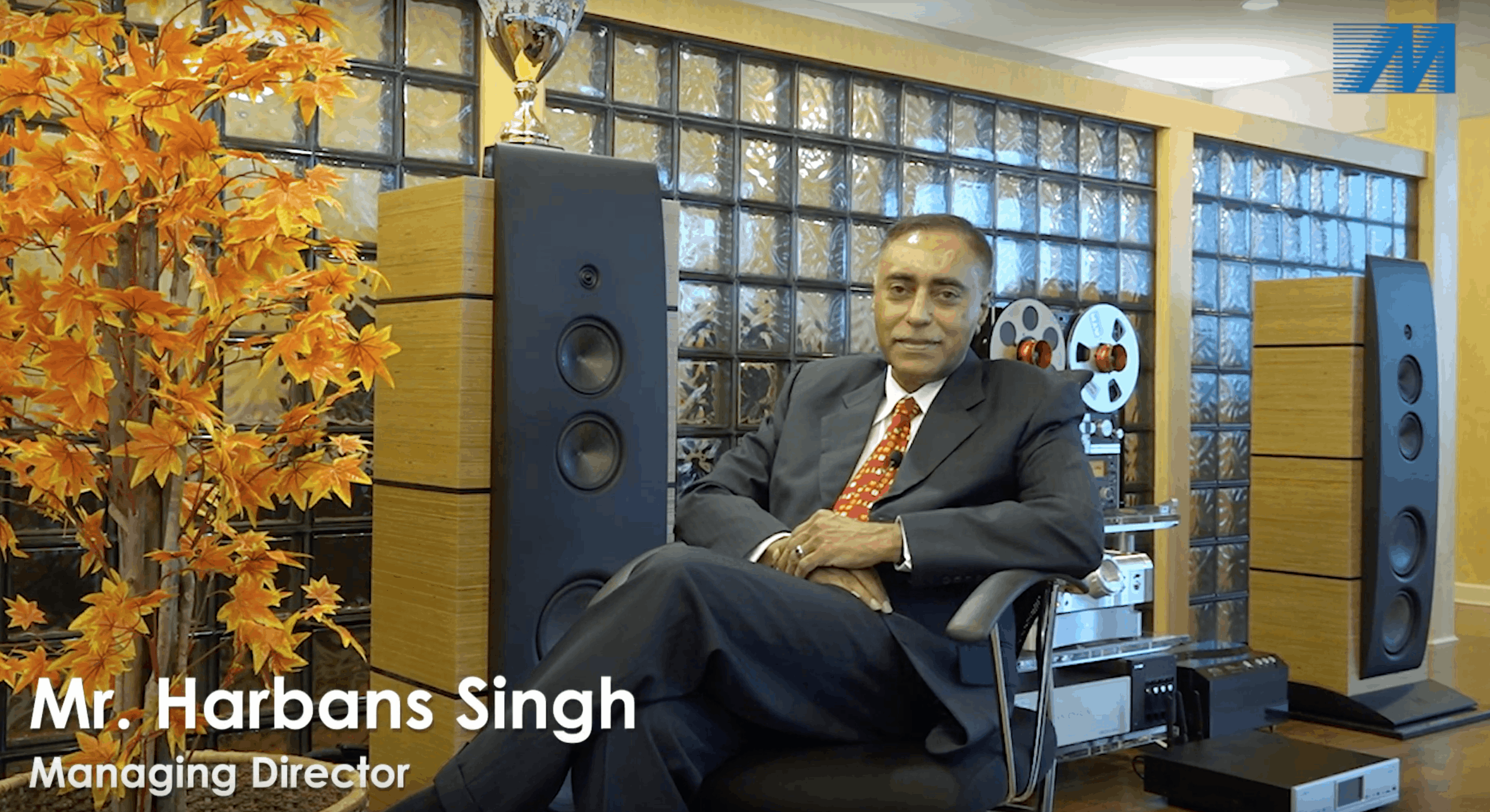 Mr. Harbans Singh's Interview on Qikinn© Applications Suite