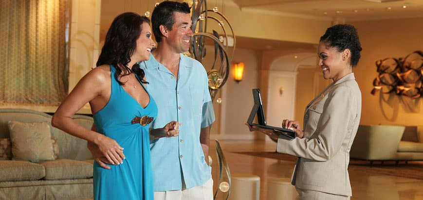 QikPad<sup>©</sup>- Hospitality At Your Fingertips 1