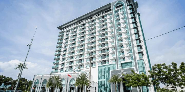 Hotel Adya is LIVE with UbiQ's Qikinn QikRes Solution with website