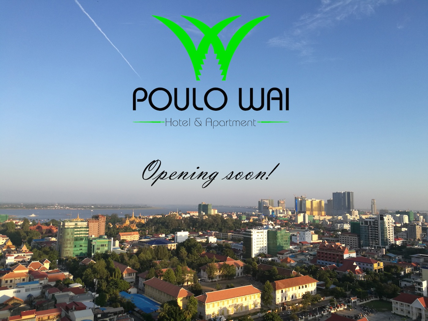 Poulo Wai Hotel & Apartment, Cambodia is using UbiQ's Hotel Management Solutions - WISH .NET and Touche POS and Qikinn's QikRes Booking Engine 1
