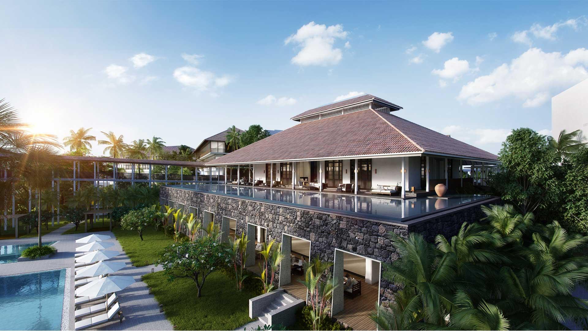 Anantara Desaru Coast Resort & Villas is LIVE with UbiQ's Hotel Management Solution - Touche POS 1