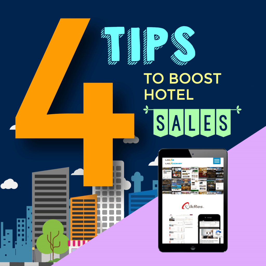 boost hotel sales